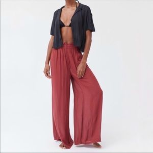 Urban Outfitters Out from Under Wide Leg PantSmall